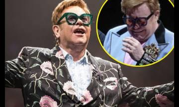 【#頭號粉絲】Elton John自爆染上肺炎 失聲含淚取消