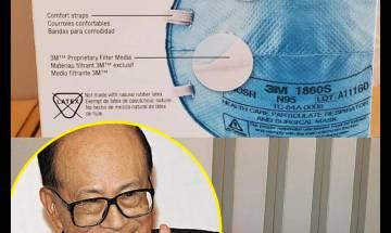 【#時事新聞台】91歲李嘉誠親自運送保護衣物返港!