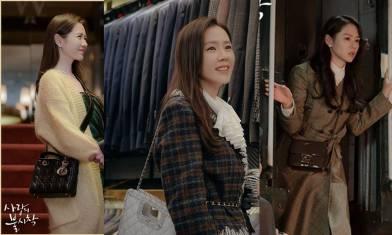 《愛的迫降》孫藝珍大騷名牌手袋  貴氣逼人增添女人味、時尚感|煲劇人生