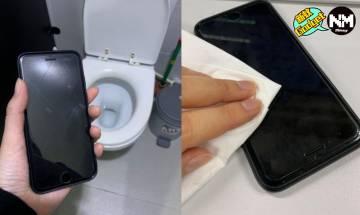清潔手機螢幕3招實用方法! 避免新冠肺炎病毒第四波肆虐
