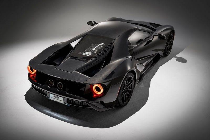2020年男人嘅Drame Car!Ford最新超跑Liquid Carbon Fiber GT登場│早買早享受