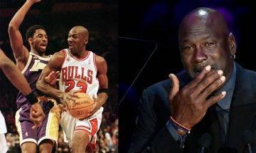 【高比拜仁追思會】米高佐敦(Michael Jordan)台上落淚大談與高比拜仁之間的兄弟情 「我視他為弟弟,我們無所不談!」|頭號粉絲