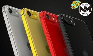 【iPhone SE2】開賣日曝光!?價格約3千起 Touch ID回歸(不斷更新)