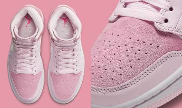 初戀粉紅色Air Jordan波鞋 就算再cool女生也會心動! |早買早享受