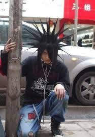 MK, 髮型, MK髮型, 比比鳥頭, 水母頭