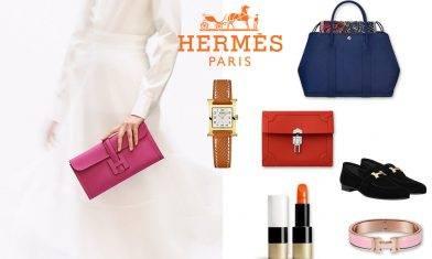 Hermès愛馬仕網店登陸香港  必睇7大時尚單品重點  哪些是入手熱門時尚單品?|早買早享受
