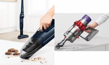 【吸塵機】除塵蟎救星?!5大品牌吸塵機推介,有線/無線/3合1,究竟邊款最好?  科技控