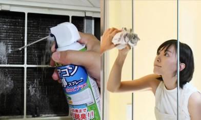 自己動手洗冷氣機,其實一啲都不難!輕鬆洗走灰塵黴菌,簡單又省錢!(內附清洗步驟)