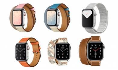 Apple Watch Hermès推出粉紅/粉藍漸層錶面,同舊款Single Tour/Double Tour比邊樣吸引啲?|科技控