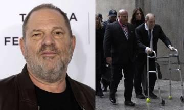 荷里活影壇大亨Harvey Weinstein性侵罪成  遭重判入獄23年  恐在獄中度過餘生|頭號粉絲