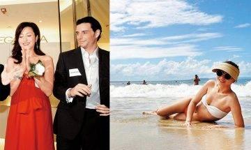 周汶錡老公Julien攬女偷食鬼妹後扮無事發生 回復好爸爸身份陪仔去沙灘玩?!|頭號粉絲
