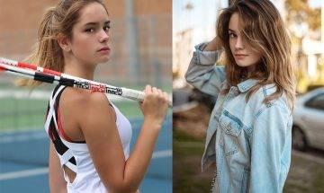 Makenzie Raine 15歲擁逆天長腿 成網球界Emma Watson?!網友:我想做佢個支拍呀!|時事新聞台