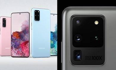 SAMSUNG 5G旗艦電話現身!$7000有找仲用到香港5G Galaxy S20│科技控