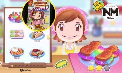 Cooking Mama偷跑喇!$400蚊唔使Switch遊戲│同Mama煮邪惡彩虹拉芝│