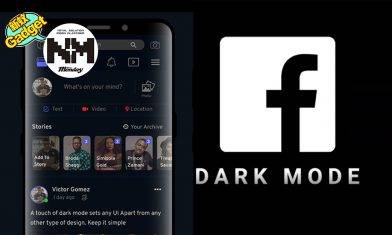 Facebook終於有得用Dark Mode!教你2步Set好幾型格黑│科技控