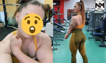 芭比肯尼綜合體?!  俄羅斯美女擁標緻面孔,但滿身肌肉!網友:破壞美感,好似攬緊個男人咁!時事新聞台