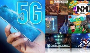 5G香港正式啟用!實測5G有幾快  唔使裝Game即時流暢玩大作│科技控