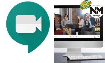 Google Meet視像服務免費有得用!終於唔洗用ZOOM喇!  教你2步申請Google Meet