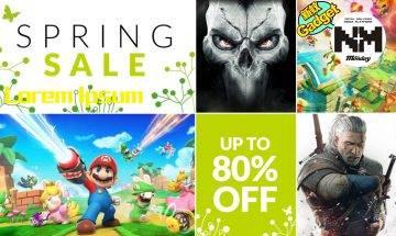Switch online遊戲大特價!價錢低至2折  唔出街都可以網上買Game