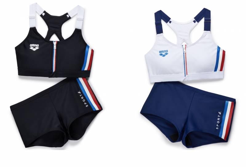 2件裝泳衣 HK0