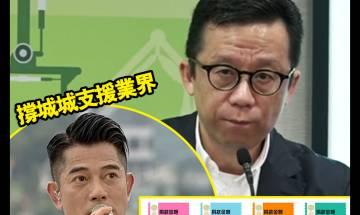 【#時事新聞台】王維基接捧撐城城 出現金券支援業界!