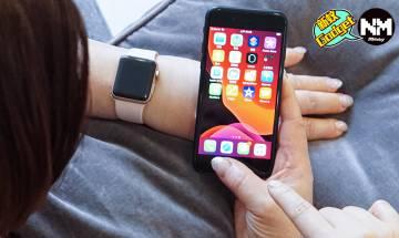 iPhone SE搭配Apple Watch $5,000內搞得掂! Apple蘋果迷做2020⺟親節禮物一流