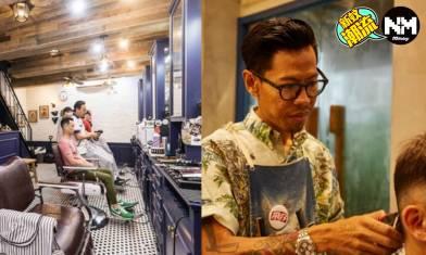 4間香港Barber Shop必去推介!油頭繼續成2020春夏大熱男士髮型!
