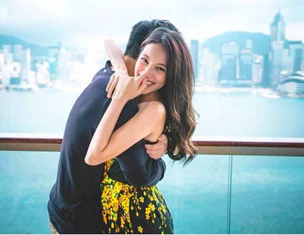 陳凱琳,鄭嘉穎,懷孕,星二代,TVB,女明星
