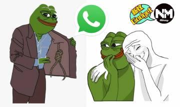 WhatsApp Sticker下載方法2020  iOS/ Android 一鍵即裝潮爆Stickers