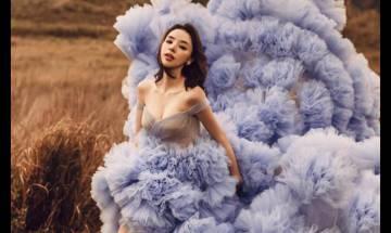 【#頭號粉絲】最美海魔譚凱琪香港拍出外國超唯美婚照!