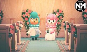 Switch《動物之森》六月新娘活動攻略 教你4大貼士輕鬆獲取婚禮道具|買了球鞋再買玩具