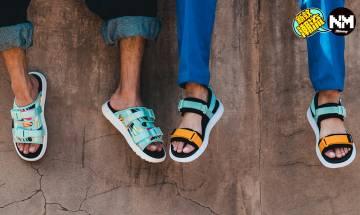 New Balance 2020最新TROPIC S系列 冰感涼鞋新作 行山、去沙灘著一流!