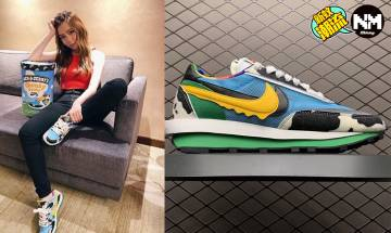 SACAI X Nike LDWAFFLE「BEN & JERRY'S」概念圖流出? 原裝聯乘Dunk Low連鄧紫棋、周杰倫都愛!