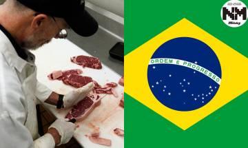 巴西肉品工廠爆發新冠肺炎成溫床?   逾2千4百員工染疫!網友憂:可能要戒食肉啦!|時事新聞台