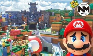 Super Nintendo World延期開幕!環球影城都不敵肺炎  Super Nintendo World新開幕日子變成……