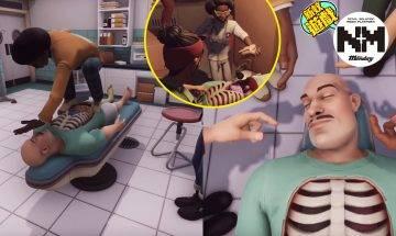 《模擬外科手術 2》破壞友情遊戲!手術室大混亂   4人齊齊扮醫生「救」病人《模擬外科手術 2》