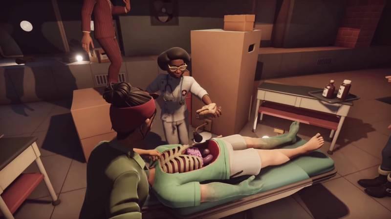 模擬外科手術