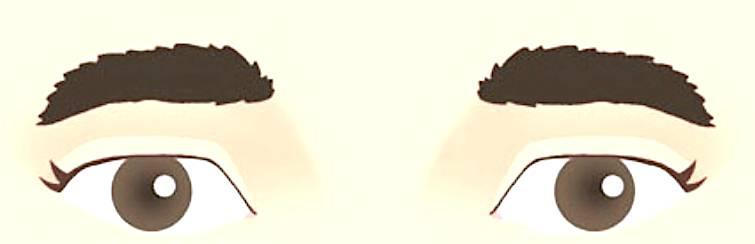 眉形, 面相, 命運, 玄學家, 增人緣, 眉上有痣, 眉短