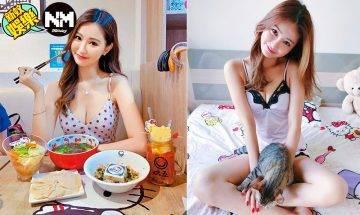27歲「邦民女」伍倩彤望做第二個JM 「翻版陳瀅」出海大解放