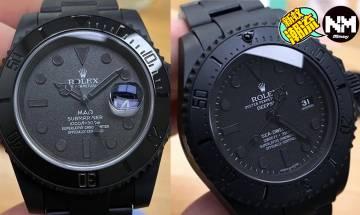 Rolex黑魂配色大合集 法國改裝錶品牌MAD Paris 勞力士愛好者必定要識!