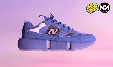 New Balance與超新星Jaden Smith聯手合作 推出2020年震撼波鞋Vision Racer