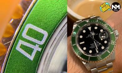 「綠水鬼」創拍賣價新高! Rolex勞力士Submariner再創2020年價錢新高 今次真係「水鬼升城隍」