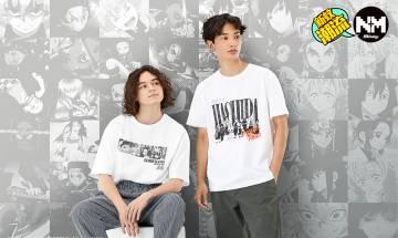 UNIQLO與《鬼滅之刃》聯乘系列 8月7日起UNIQLO全線門店發售
