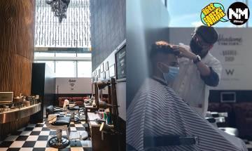 香港W酒店 X HANDSOME FACTORY 2020年男士理髮廳型格快閃限定住宿優惠
