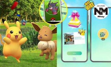 Pokemon GO 4週年活動!第6代寶可夢、Mega進化流出  《Pokemon GO》營收創新高
