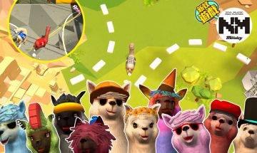 《Alpaca Ball Allstars》草泥馬齊踢波!Switch破壞友情足球新Game    8人變草泥馬大混戰《Alpaca Ball Allstars》