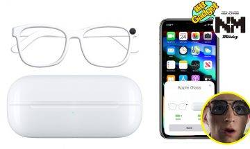 Apple Glass機能、定價曝光!蘋果出AR智能眼鏡Apple Glass   用手勢操作、人人變Ironman