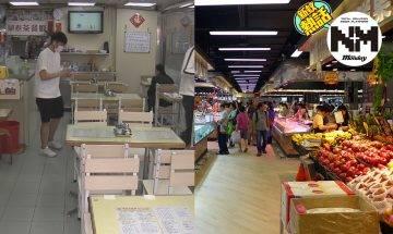 【新冠肺炎】政府宣布加辣措施:全日禁堂食 限制進入街市、超市人數