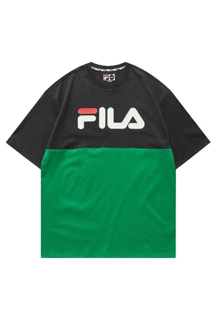 FILA Logo全棉Tee