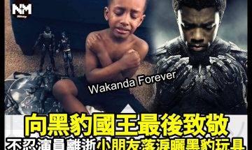 【#頭號粉絲】Wakanda Forever